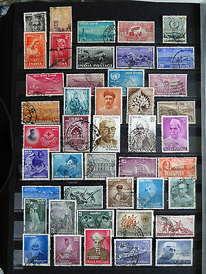 India   1951 / 1960   small lot used