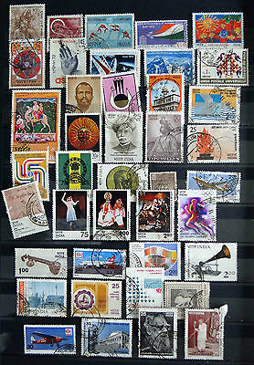 India   1971 / 1984   small lot used