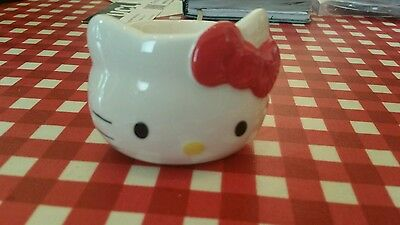 Hello kitty egg cup