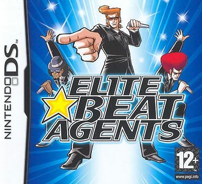Elite Beat Agents Nintendo DS IT IMPORT NINTENDO