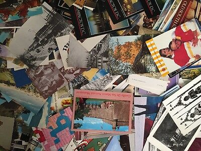 Lot Of 200+ Vintage To Now Postcards United States and International
