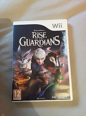 Nintendo Wii. Dreamworks, Rise Of The Guardians Game.