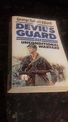 Devil's Guard III : Unconditional Warfare, Elford, George Robert Paperback Book