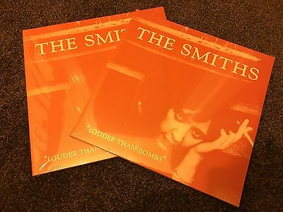 The Smiths - Louder Than Bombs - Sealed Gatefold 180g Double Vinyl LP
