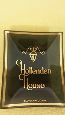 Vintage Hollenden House Ashtray from Cleveland, Ohio