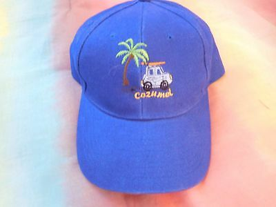 Ball Cap from Cozumel - New