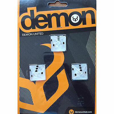 Demon Dice Snowboard Stomp Pad NEW Board Traction Clear Urethane