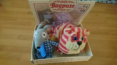 Bagpuss & Charlie Mouse Gift Set Soft Toy