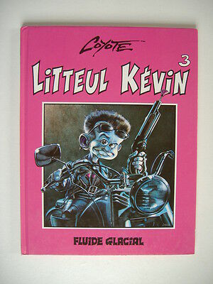 COYOTE - LITTEUL KEVIN tome 3