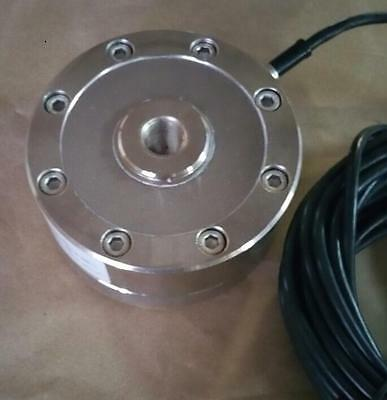 Compression Load Cell 5000 LB,LPD Load cell IDS671, Low Profile Disk Sensor, New
