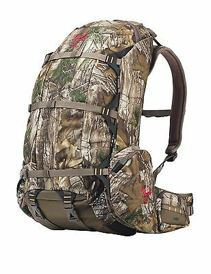 Badlands 2200 Camouflage Hunting Backpack - Meat Hauler Compatible with Rifle...