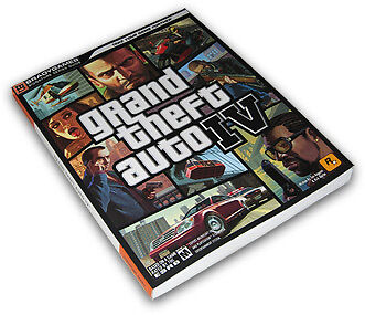 Grand Theft Auto Iv (4) Brady Games Signature Series Strategy Guide
