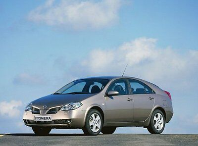 Nissan Primera P12 Workshop manual C.D
