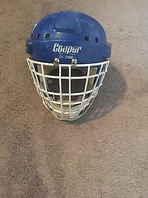cooper sk2000 and HM 50 cage