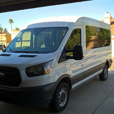 """2015 Ford Other 148"""" Wheelbase 2015 Ford Transit-250"""