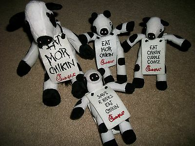 Chick-Fil-A Cows Beanies