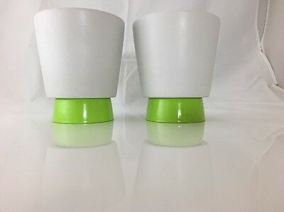 IKEA Plant Pots and Stands (Set, 1 Pair)