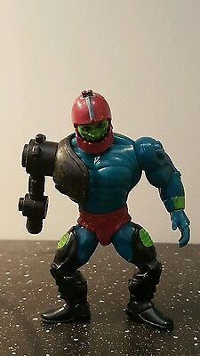 VINTAGE TRAP JAW HE-MAN Figure - MOTU MASTERS OF THE UNIVERSE