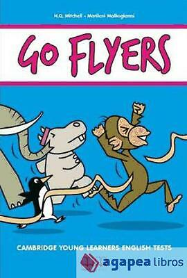Go Flyers : student's book and CD. LIBRO NUEVO