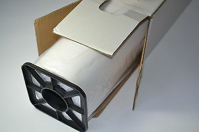 """Cotton Canvas Roll HQ-260 24""""x 60ft for Epson, HP & Canon Wide Format Printers"""