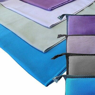 Microfibre Travel- Large 130cm x 80cm - quick dry towel in stunning colours