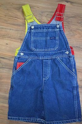 Vintage Children Guess Overalls Size 4T