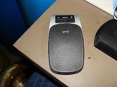 Jabra Drive Hands free Bluetooth Car Kit Speakerphone HFS004 Only NO CHARGER
