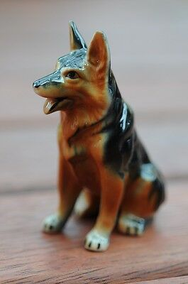 Vintage China German Shepherd Alsation