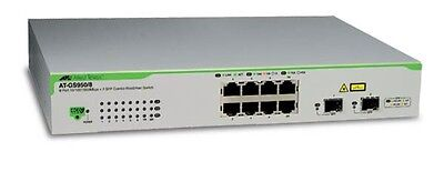Switch Allied Telesis AT-GS950/8 POE-50+2 SFP