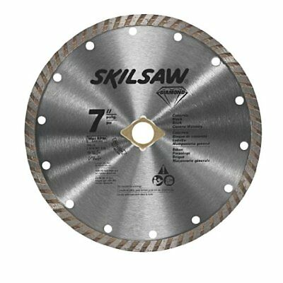 SKIL 79510C 7-Inch Turbo Rim Diamond Circular Saw Blade New