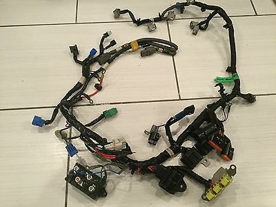 Yamaha 60Hp Wire Harness Assy 6C5-82590-40-00, 63P-81950-00-00, 2006-Later