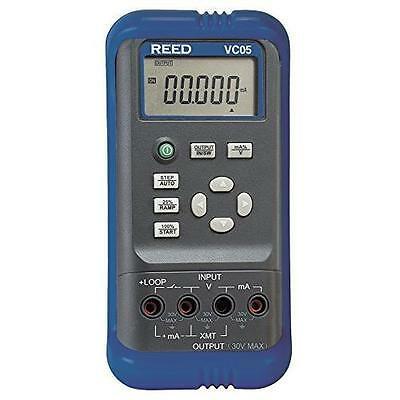 REED Instruments VC05 Loop Calibrator New