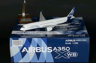 JC Wings Airbus A350-900 XWB F-WXWB 1:200 Diecast Model
