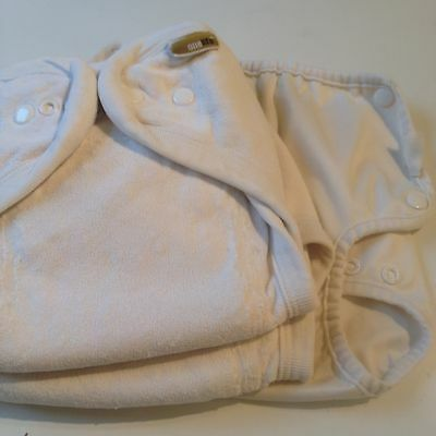 One Life Washable  2 Nappies And Wrap Used