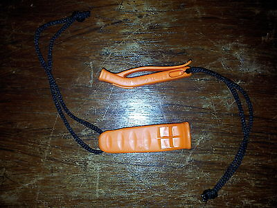 Two Nexus Safety Marine Whistle Scuba Kayak Hiking Sailing Backpacking