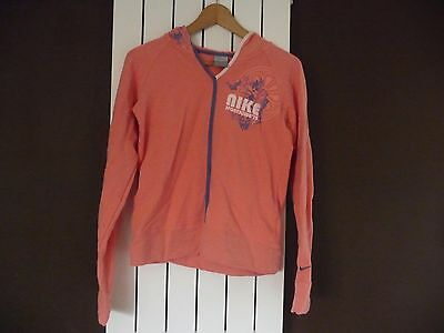 ** Gorgeous Hooded Sports Top - Nike **