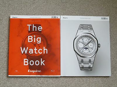 The Big Watch Book Issues 1 And 2 – Esquire Special Editions