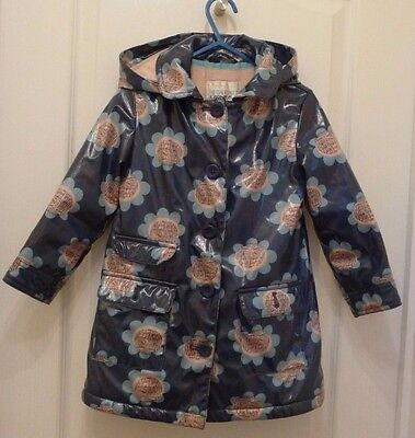 Marks and Spencers Girls WInter Coat, Age 2 - 3 VCG