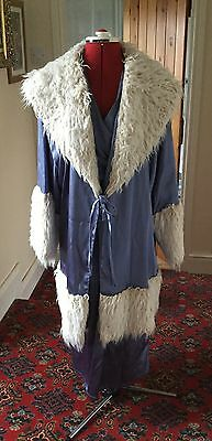 LADIES 1920's GANGSTER'S MOLL THEATRICAL STAGE COSTUME
