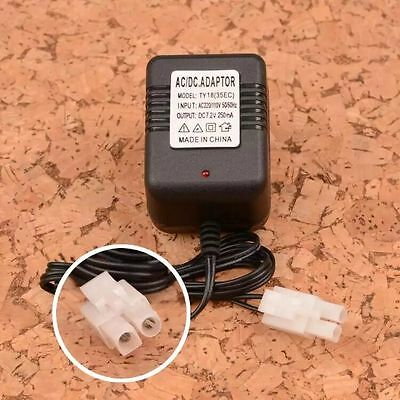 Tamiya  battery charger for 7.2V 8.4V 9.6V RC CAR TRUCK BUGGY BATTERY