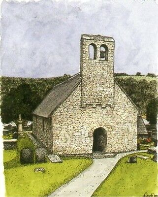 Two Conwy Churches - Postcards