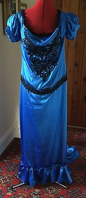 Ladies Victorian/edwardian Style Theatrical Stage Costume