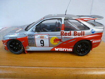 Ford Escort Sms Red Bull Ari Vatanen