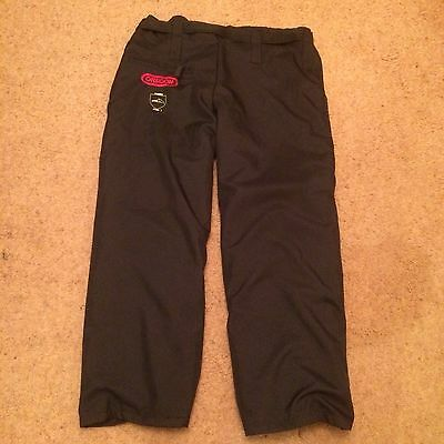 oregon chainsaw trousers/chaps Safety.
