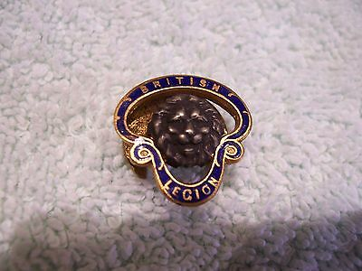 British Legion Badge - Old