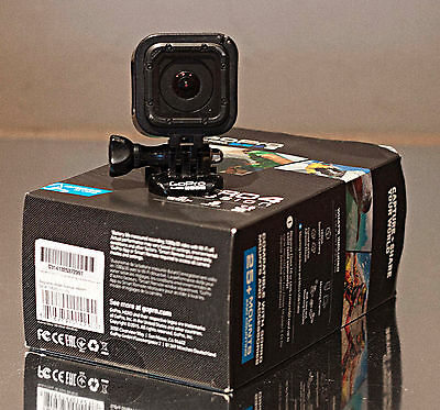GoPro HERO4 Session Camcorder - Black - Accessories
