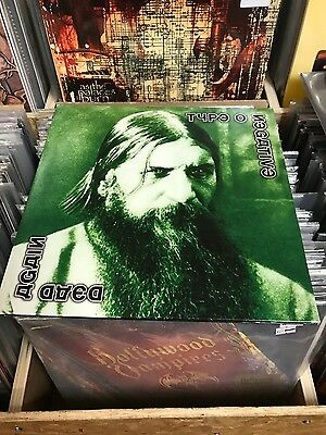 Type O Negative Dead Again Vinyl Lp