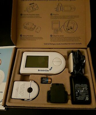 British Gas Home Energy Electricity Monitor