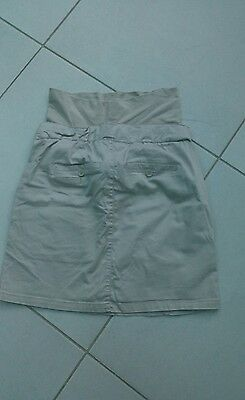 Maternity mamalicious skirt size small