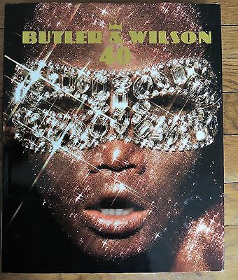 Butler and Wilson 40th Anniversary book